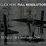dining room tables decorating ideas modern slim table and dining room chairs