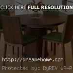 dining room tables decorating ideas simple dining room decorating ideas with simple 4 seats and circle dining room tables