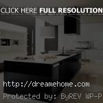 how to decorate your own kitchen home with black and white combination color clean look modern kitchen design ideas