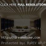 Bright full LED living room lighting