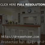 cool elegant white kitchen table sets