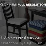 dining chair cushions variation
