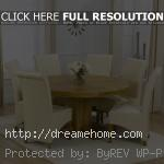 make your dining room elegant with place leather dining chairs