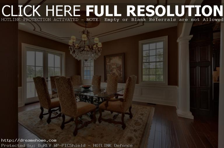 relaxing color dining room paint colors