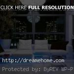unique cool contemporary living room lighting with LED